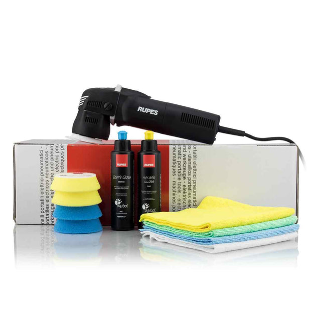 Rupes LHR 75 Mini BigFoot Polisher STN Kit