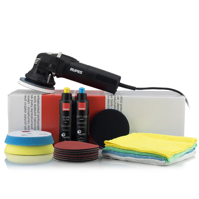 Rupes LHR 12E Duetto BigFoot Polisher STN Kit