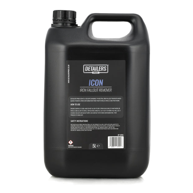 Icon Iron Fallout Remover 5L