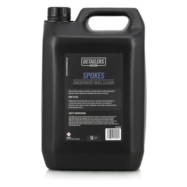 Detailers Pride Spokes Wheel Cleaner 5L
