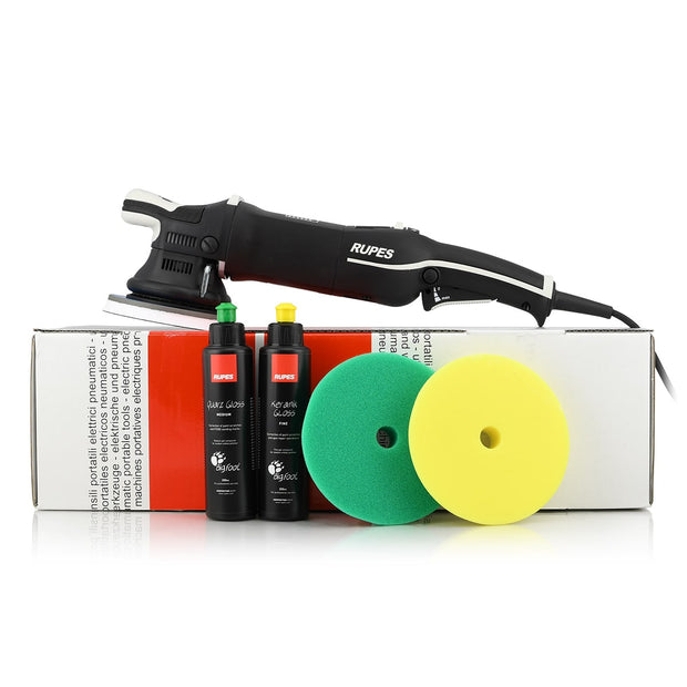 Rupes LHR15 MKIII BigFoot Polisher STN Kit