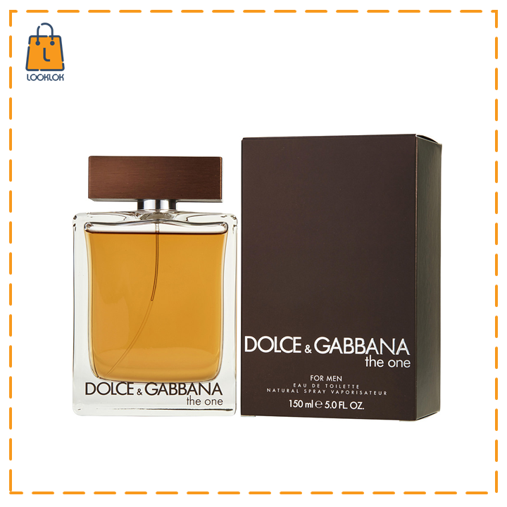 DOLCE AND GABANA THE ONE