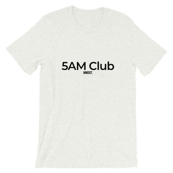 MNDST. 5AM Club T-shirt