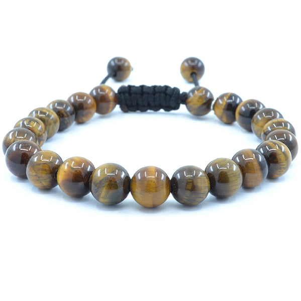 Polished Tiger's Eye