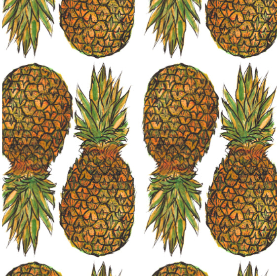 Pineapples © Nicolet Laursen