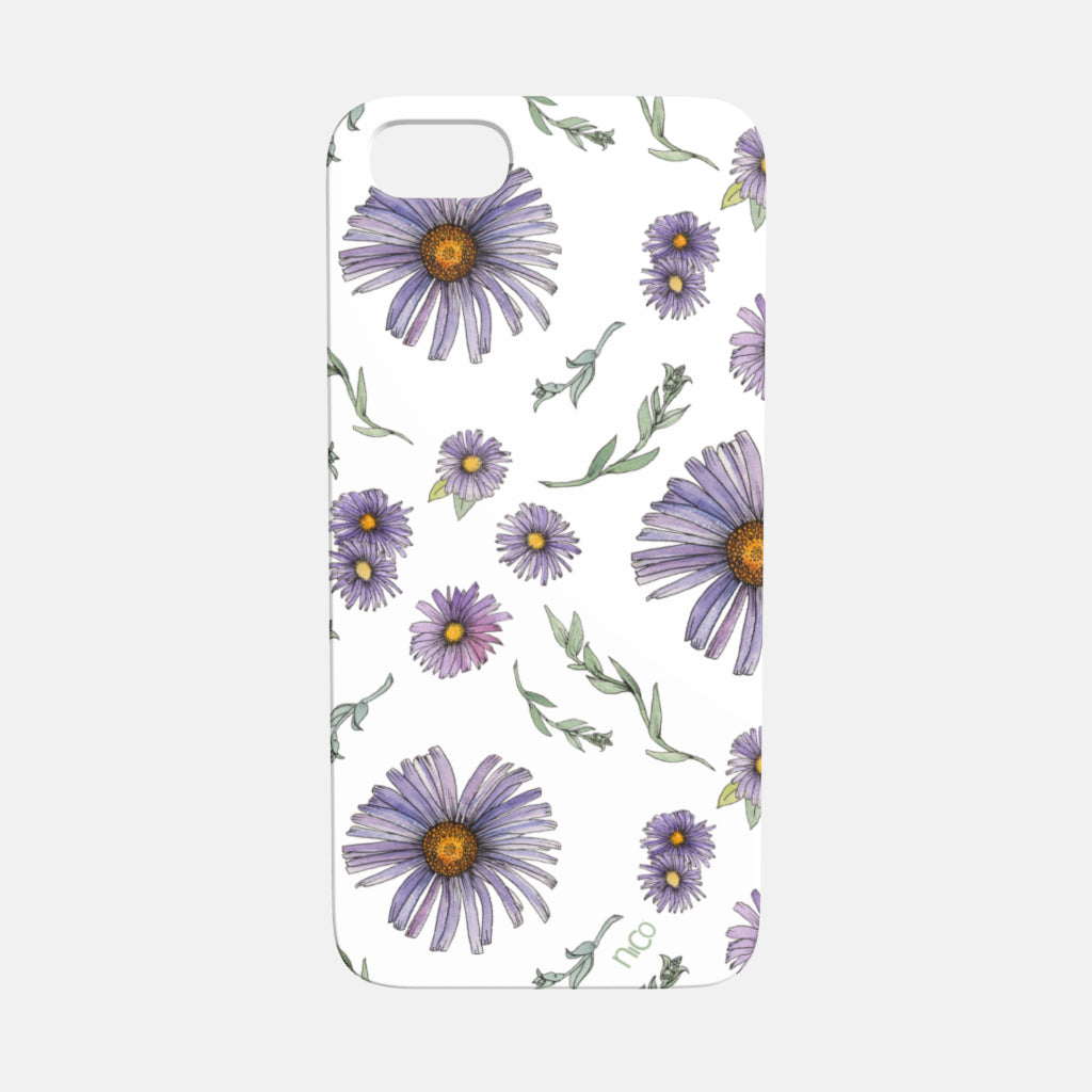 Flower Phone Case © Nicolet Laursen