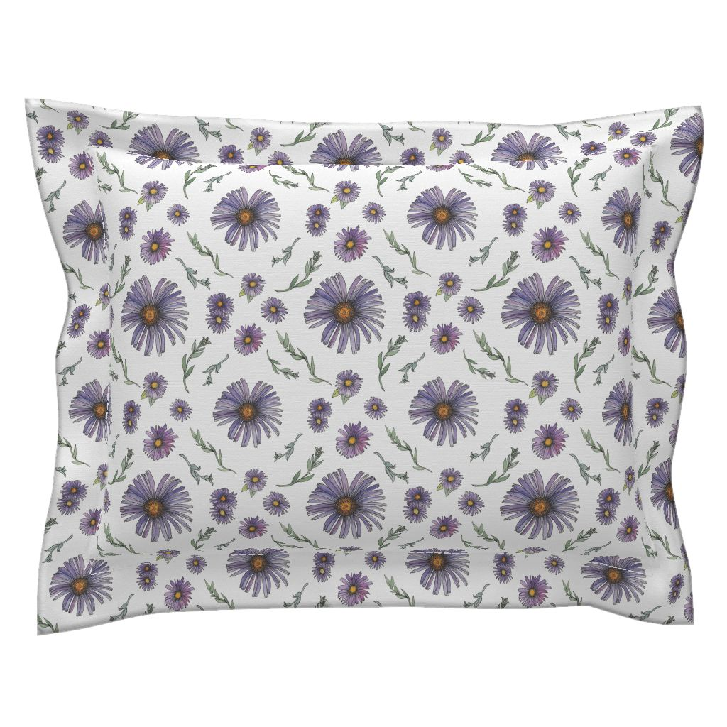 Flower Pillow © Nicolet Laursen