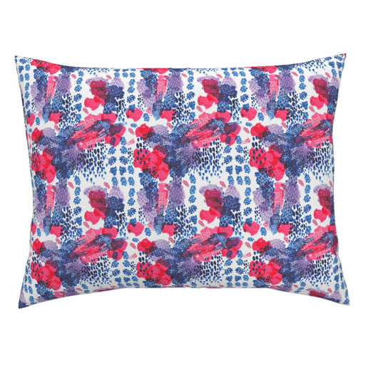 Raining Berries Pillow Sham © Nicolet Laursen