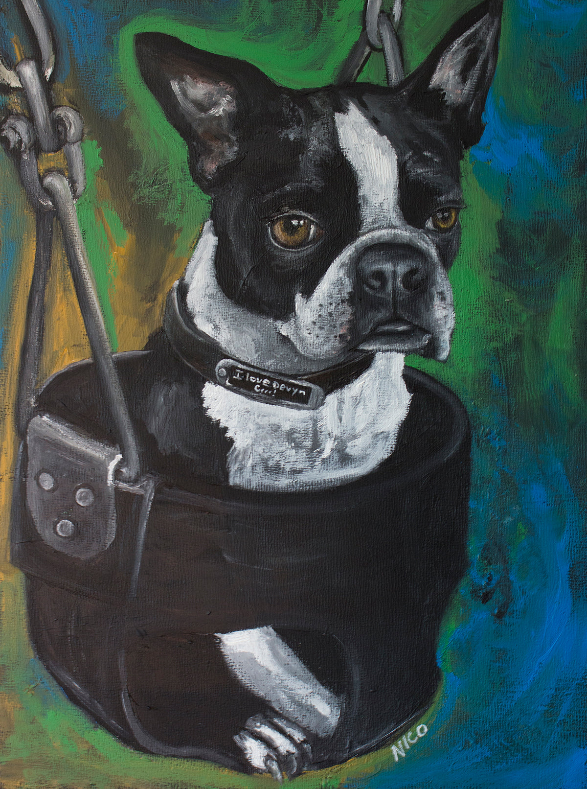 Custom Pet Portraits