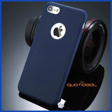 Coque Apple iPhone en silicone