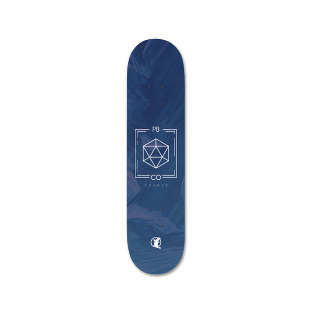 "Rollaway D20 8.38"" Skateboard - Platypus Board Co."