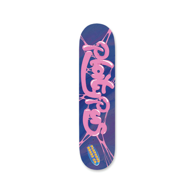 "Platy Gum 8.25"" Skateboard - Platypus Board Co."
