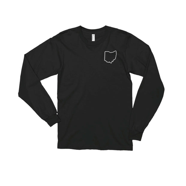 PBCOHio Unisex Long Sleeve - Platypus Board Co.