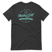 Ladies Skater Girl Tee - Platypus Board Co.