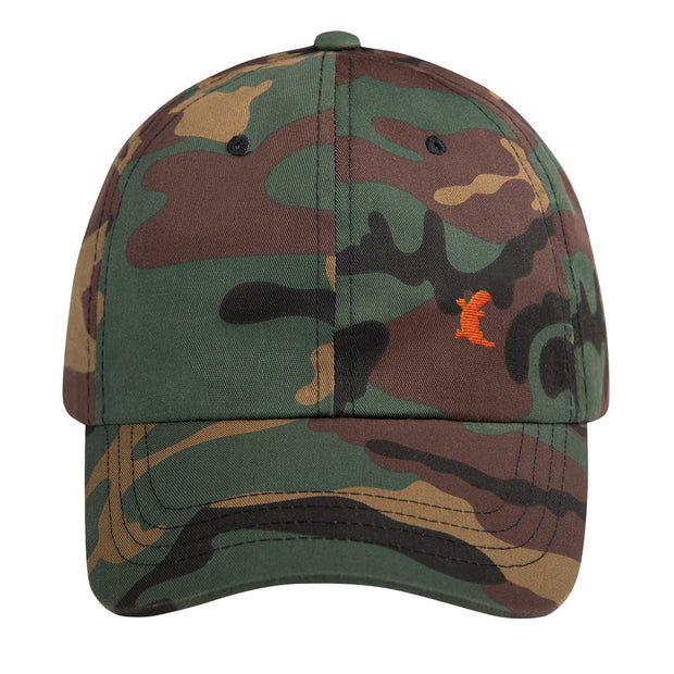 MINI PLATY DAD HAT CAMO - Platypus Board Co.