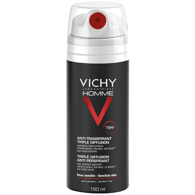 VIC-Homme Desodorante Spray 72h 150 ml