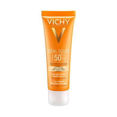 VIC-Ideal Soleil Anti Dark Spots FPS 50+ 50 ml