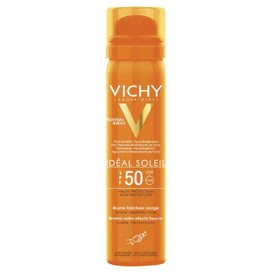VIC-Ideal Soleil Face Mist Bruma FPS 50 75 ml