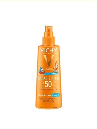 VIC-Ideal Soleil Spray Kids FPS 50+ 200 ml