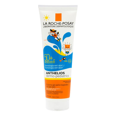LRP-Anthelios Dermopediatrics Crema Wet Skin FPS 50+ 250 ml