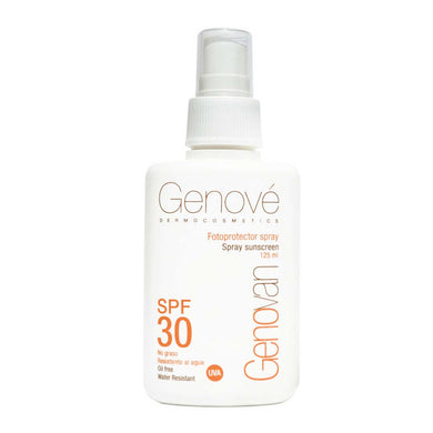 Genovan Spray SPF 30 - 125 ML