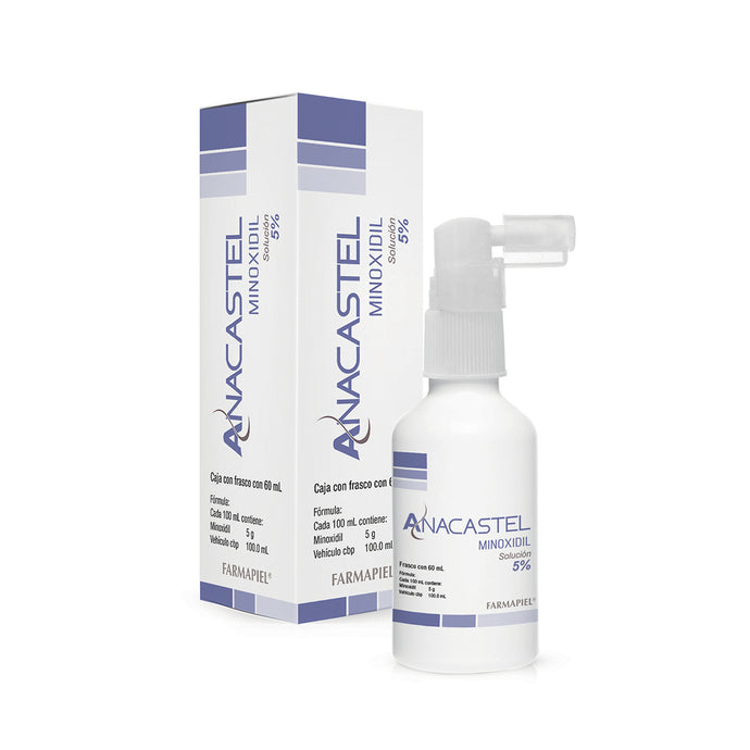 FAR-Anacastel Minoxidil 5.0% 60 ml