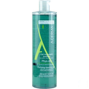 Aderma Phys-AC Gel Moussant 400 ml