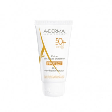 Aderma Protect Fluido FPS 50+ 40 ml