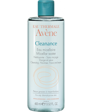 A-Cleanance Agua Micelar 400 ml