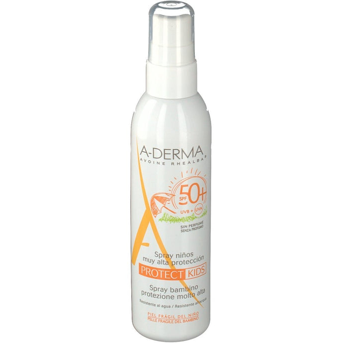 Aderma Protect Kids Spray FPS 50+ 200 ml