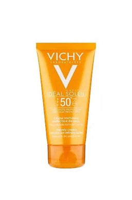 VIC-Ideal Soleil Toque Seco Con Color FPS 50+ 50 ml