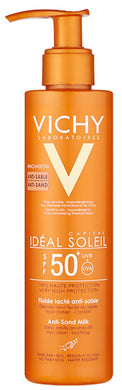 VIC-Ideal Soleil Anti-Sand Bruma FPS 50+ 200 ml