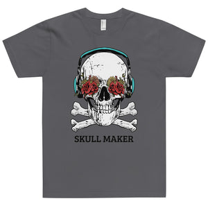 Skull Maker T-Shirt (made in the USA)
