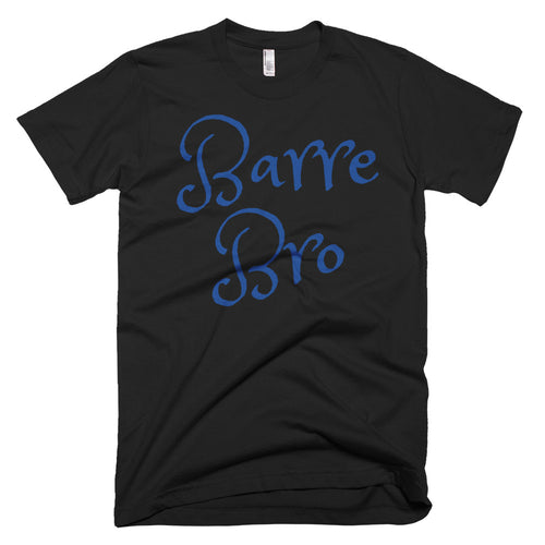 Barre Bro 1 T-Shirt Made in the USA