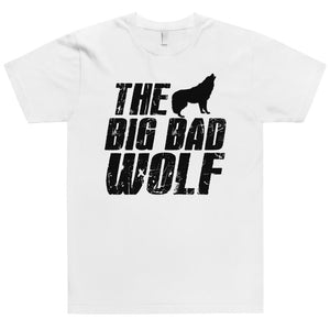 The Big Bad Wolf T-Shirt (MADE IN THE USA)