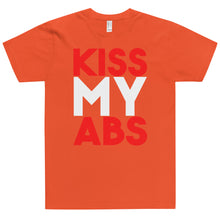 Load image into Gallery viewer, KISS MY ABS T-Shirt (MADE IN THE USA)