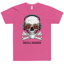 Load image into Gallery viewer, Skull Maker T-Shirt (made in the USA)