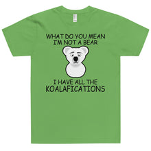 Load image into Gallery viewer, Save the Koala's t-shirt Made in the USA
