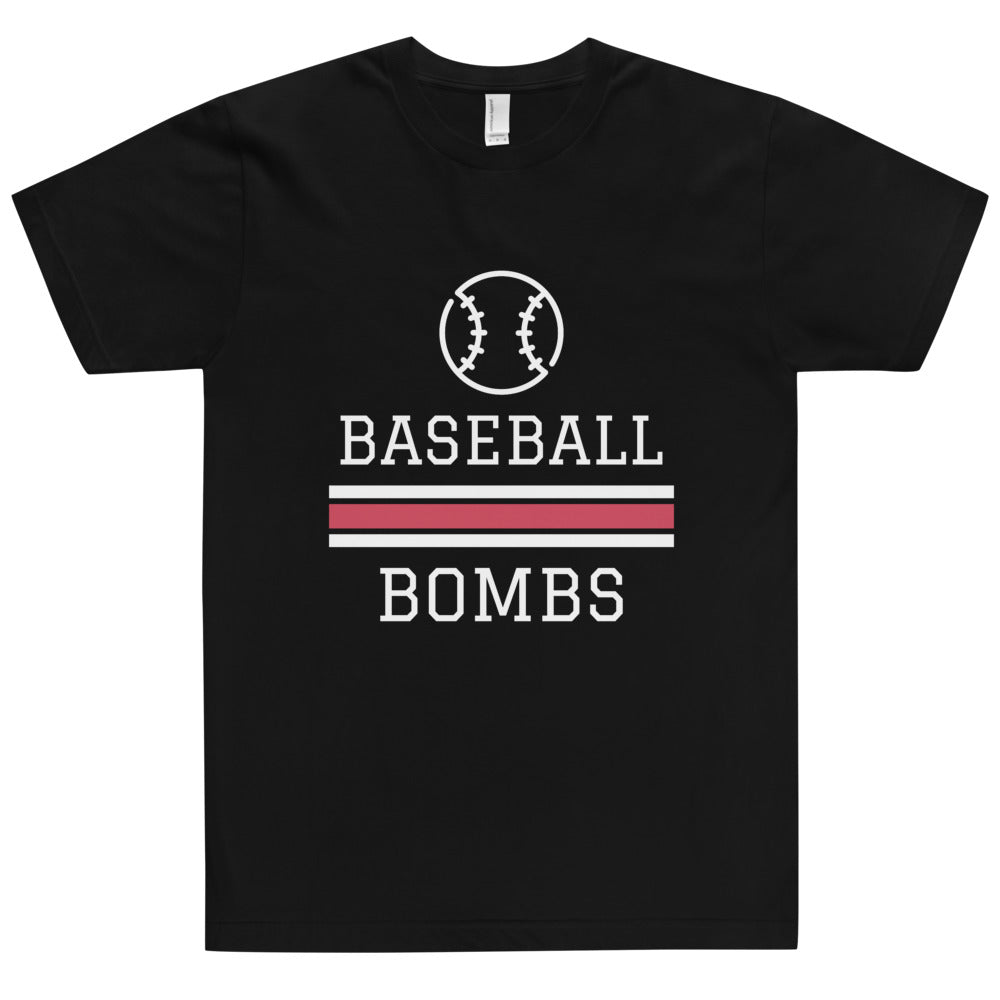 Baseball Bombs T-Shirt (Made in the USA)