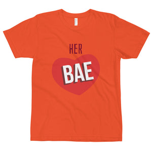 Her Bae T-Shirt (Made in the USA)