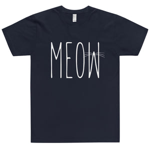 MEOW T-Shirt (MADE IN THE USA)