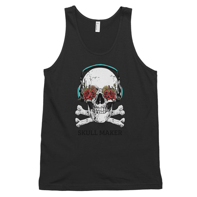 Skull Maker tank top (Made in the USA)
