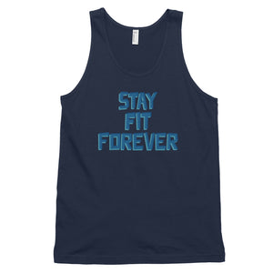 STAY FIT FOREVER Classic tank top (MADE IN THE USA)