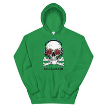 Load image into Gallery viewer, Skull Maker Hoodie
