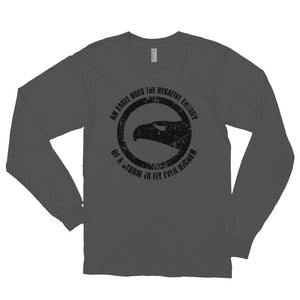 EAGLE FLY Long sleeve t-shirt (MADE IN THE USA)