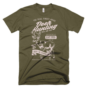 Deer Hunting T-Shirt Made in the USA