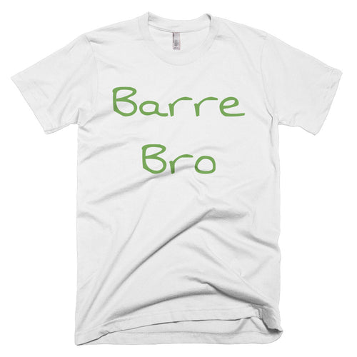 Barre Bro 2 T-Shirt Made in the USA