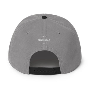 FOTI Snapback Hat (Fluffy on the Inside)