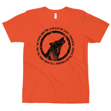 Load image into Gallery viewer, THE WOLF DOES NOT PERFORM IN THE CIRCUS T-Shirt (MADE IN THE USA)