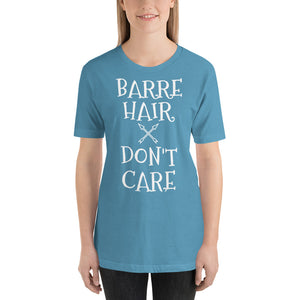 BARRE HAIR X DON'T CARE